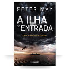 Sinfonia dos Livros: Novidades Marcador | A Ilha de Entrada | Peter May...
