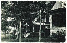 1908 #Stoughton #WI Lake #Kegonsa #Evansville Camp #Postcard #Wisconsin #Antique #Vintage #Ephemera by OakwoodView