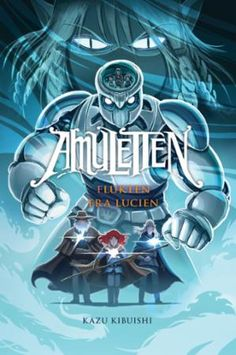 Amulet, Vol. Escape From Lucien by Kazu Kibuishi My rating: 5 of 5 stars Amulet (Book Finally book six arrives. New York Times, Web Comic, Elf King, Escape, Seattle, Harry Potter, Animation, Lectures, Illustrations
