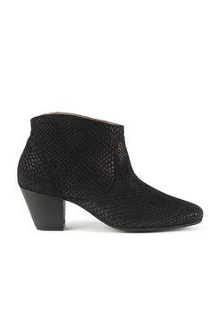 #Hudson #Ankleboots #Mirar #Snakeblack