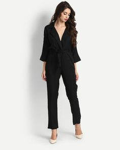c2ed2407dc1a Buy Midnight Heather Jumpsuit Online at StalkBuyLove