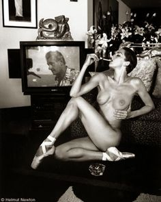 Kroutchev Planet Photo: Helmut Newton (born Helmut Neustädter, 1920 – 2004) was a German-Australian photographer