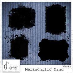 Melancholic Mind Masks