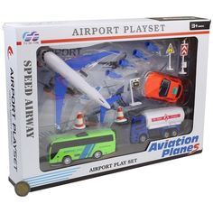 AIRPORT PLAY SET TOY GAME BOYS CHILDREN PLAY SET GREAT GIFT PRESENT IDEA #Unbranded Planes, Game Boy, Kids Playing, Nerf, Great Gifts, Toys, Children, Ebay, Airplanes