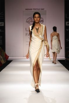 Lakmé Fashion Week – Daniel Syiem LFW SR 2013