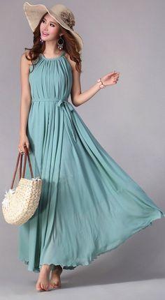 Sundress maxi dress