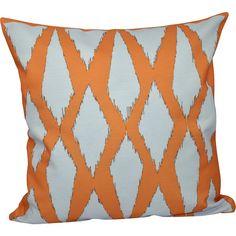 Found it at Wayfair - Geometric Decorative Hypo Allergenic Throw Pillow