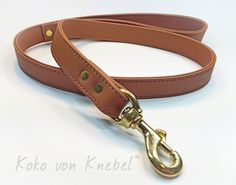 Our City Leashes starting at 30 cm (for the very big dogs) - Handcrafted by Koko von Knebel