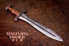 Halfling Sword 1 by Cedarlore Forge, via Flickr