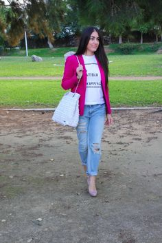 outfit post with one of Simoni Textile Designs backpacks!