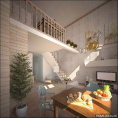 Как сделать второй этаж в квартире с высокими потолками, организация второго этажа в сталинке