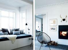 design attractor: New Yorker Apartment in Denmark