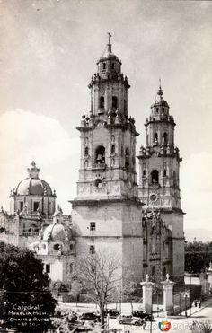 Fotos de Morelia, Michoacán, México: Catedral de Morelia
