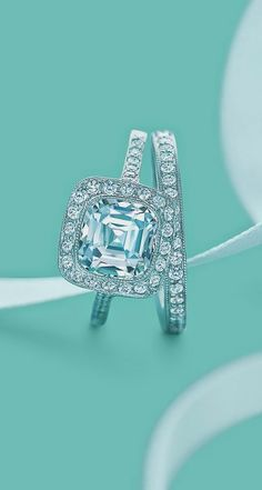 Tiffany & Co. Engagement Ring!