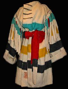 Custom made rendezvous mountain man Blanket Coat Capote Coat by  ElkRiderTradingPost on Etsy https   695383cac