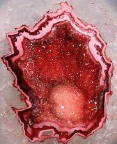 Rose Quartz Geode