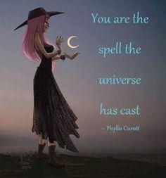 ゝ。Phyllis Curott.。