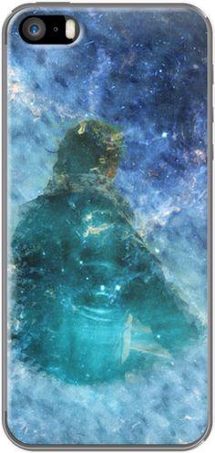 Across the universe - María Moreno - #phonecase #iphonecase #galaxycase #noliacase #htccase #huaweicase #cases #thekase #mariamoreno #space #galaxy #girly #blue #nebula #universe #galactic