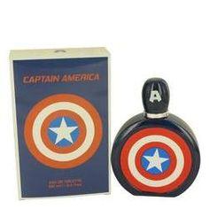 Captain America Eau De Toilette Spray By Marvel