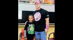 WWE.com: Circle of Champions: John Cena grants wishes: photos #WWE
