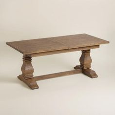 Universal Furniture Dining Room Farmhouse Table Base 023756 BASE    Woodleyu0027s Furniture   Colorado Springs, Fort Collins, Longmont, Lakewood,  Centenu2026