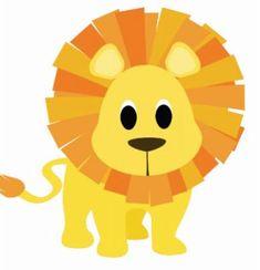 imagenes de leones para ninos para descargar