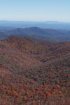 black balsam knob, north carolina