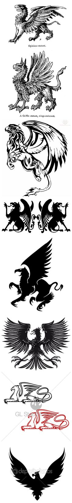 Homebrewing logo Griffin design reference line drawing tattoo Line Drawing Tattoos, Tattoo Drawings, Art Drawings, Tattoo Art, Makeup Illustration, Engraving Illustration, Gryphon Tattoo, Tattoo Vieja Escuela, Griffin Tattoo