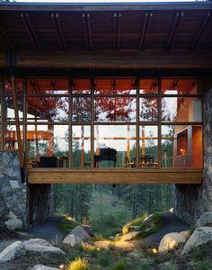 Ridge House - Tom Kundig, FAIA