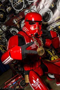 B-Boy Stormtrooper