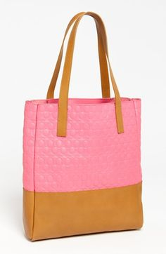 McQ by Alexander McQueen Embossed Leather Tote available at #Nordstrom