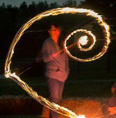 Fbonacci fire