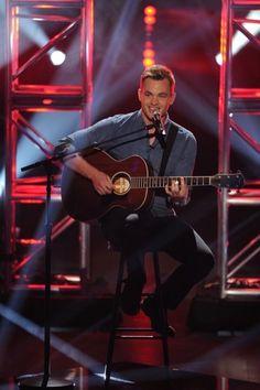 "Clark Beckham American Idol 2015 ""Your Man"" Video 4/29/15 #IdolTop4"