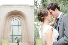 A J Wedding | Newport Beach Temple | San Clement Historic Cottage