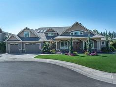 Magnificent European inspired features deluxe ranch estate!  Call Terrie Cox for more info: 360-699-5100.