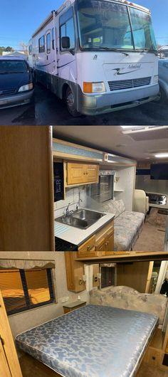 Recently Serviced 1999 Holiday Rambler Admiral 32S camper