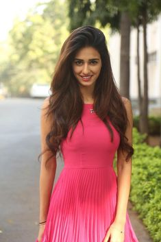 "- Disha Patani a fan of Justin Bieber, is looking forward to his India tour and says that she used to dance to the Canadian singer's hit number ""Baby"" during Bollywood Girls, Bollywood Actress Hot, Beautiful Bollywood Actress, Bollywood Fashion, Beautiful Actresses, Indian Bollywood, Bollywood Stars, Beautiful Girl Indian, Most Beautiful Indian Actress"
