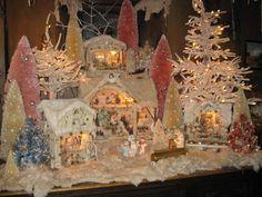 german cotton houses - Google Search