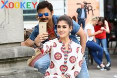 Babu Bangaram trailer : A blend of comedy and action  Successful filmmaker Maruthi teamed up with Victory Venkatesh for an out and out entertainer titled Babu Bangaram.Gorgeous South Indian beauty Nayanatara is playing the leading lady.The film's audio has been unveiled today evening (July 24) and the theatrical trailer has been released to thumping response from the audience.  More info @http://www.xookey.com/index.php/news/view/392