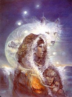 Susan Seddon Boulet | Goddess Art | Tutt'Art@ | Pittura * Scultura * Poesia * Musica |