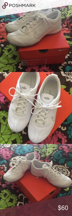hot sale online 92d70 d49c6 Nike Shoes In great condition. Very white. Only worn once Nike Shoes  Athletic Shoes