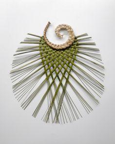 Flax Weaving Wall Art Harakeke New Zealand