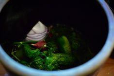 Spicing the Barrel fermented pickles