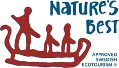 Nature´s Best is the first national quality label for nature tours in Europe. This is ecotourism in Sweden at its best!