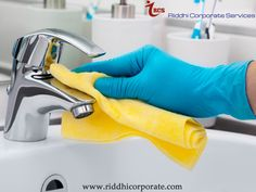 Best #CleaningServices from - #RiddhiCorporateServices - Contact for Cleaning - Call: 0265-654-5529/ - 0265-235-0702 in #Vadodara - http://riddhicorporate.com/ Image may contain: one or more people