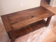 Coffee table :) pallets!!