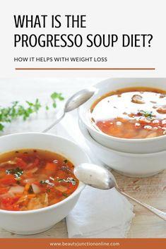 progresso soup diet