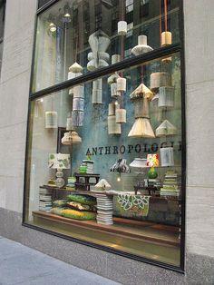 Window Visual Merchandising | VM | Window Display | anthropologie