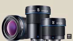 How exciting!  Can't wait! I've been wishing for this option for years... Schneider Kreuznach Presents its First AF Lenses for Micro Four Thirds
