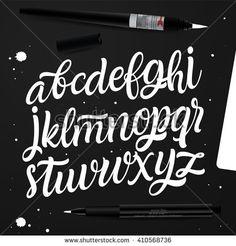 Картинки по запросу lettering